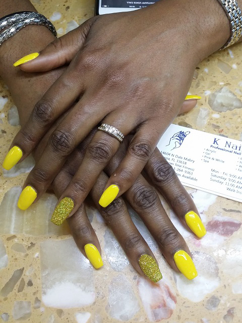Knails - Nail salon in Tampa, FL 33618