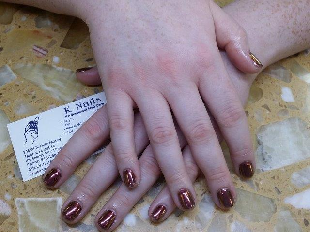 Knails - Nail salon in Tampa, FL 33618